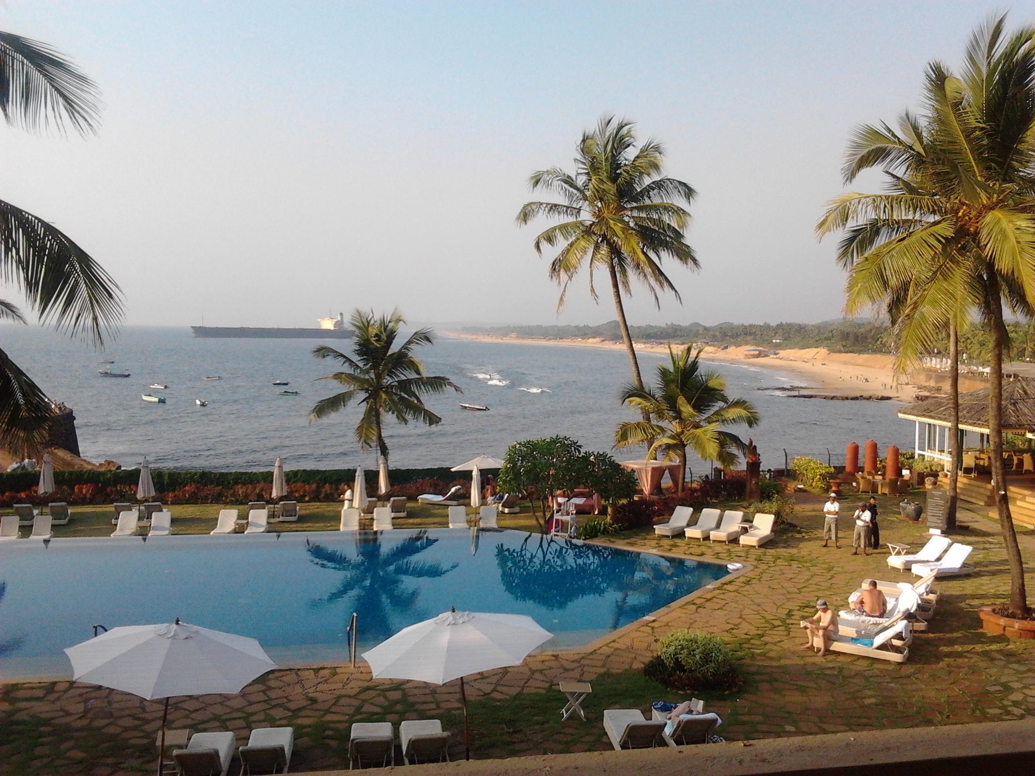 Fort Aguada Beach Resort Goa India