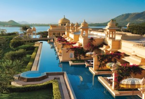 The Oberoi Udaivilas in Udaipur