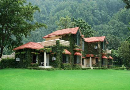 Corbett Ramganga Resort