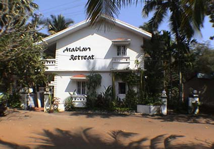 Arabian Retreat, Goa