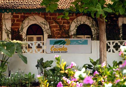 Cavala Seaside Resort, Goa