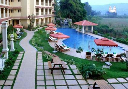 Fortune Resort Dolphin Bay Goa