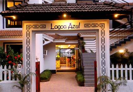 Hotel Lagoa Azul Resort Goa