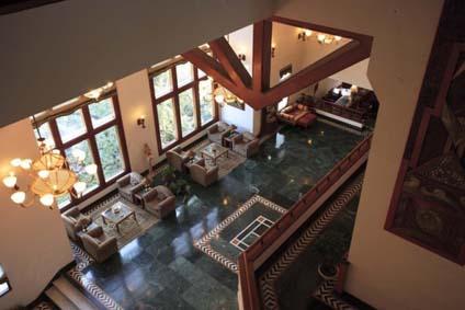 Hotel Jaypee Residency Manor Mussoorie