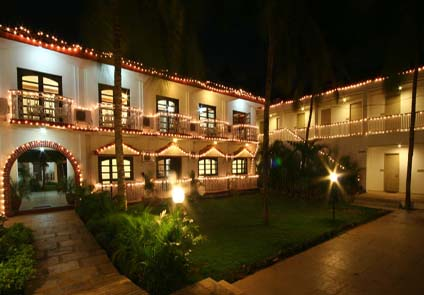 Marquis Beach Resort Goa