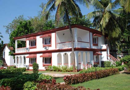 Paradise Village Beach Resort Goa