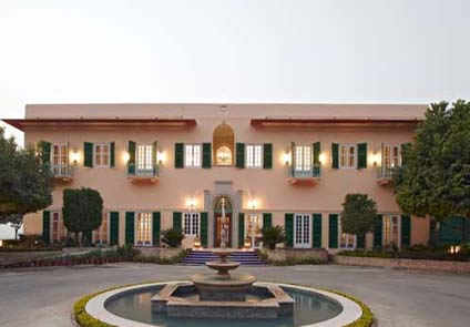 Ramgarh Lodge Jaipur