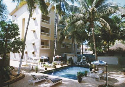 Hotel Sodder's Gloria Anne Goa