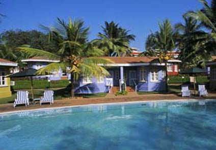 Varca Palms Beach Resort Goa