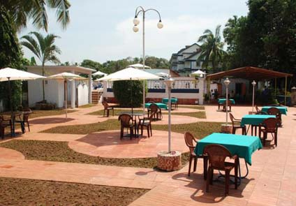 Beira Mar Alfran Resort Goa