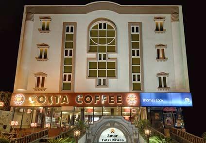 Hotel Amar Yatri Niwas Agra