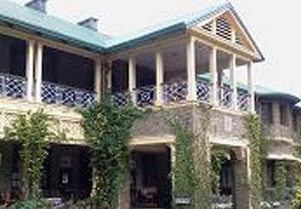 Balrampur House Nainital