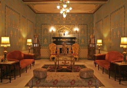 Bhanwar Niwas Palace, Bikaner