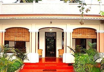 Cherukara Nest Hotel Alleppey