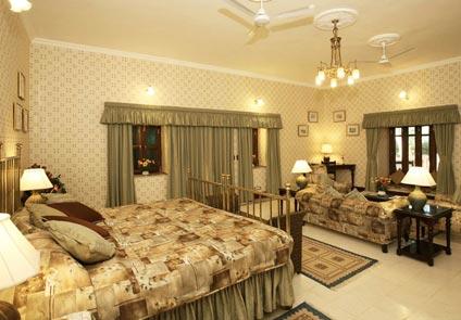 Gajner Palace Hotel, Bikaner