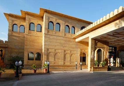 Gorbandh Palace Jaismaler