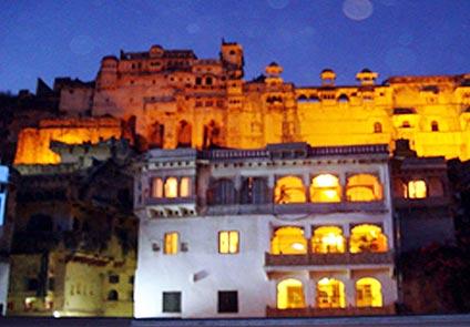 Hotel Brij Bhushanji, Bundi