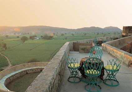 Hill Fort Kesroli, Alwar