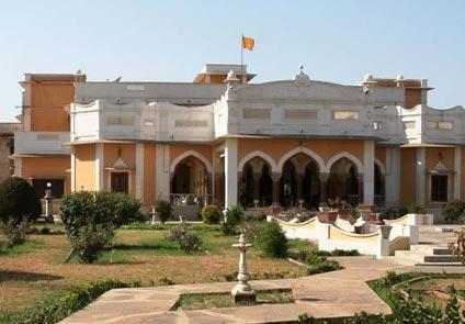 Bhanwar Vilas Palace
