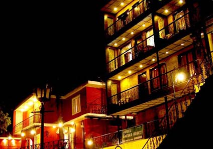 Hotel Emerald Heights Mussoorie