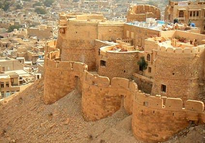 Killa Bhawan Jaisalmer