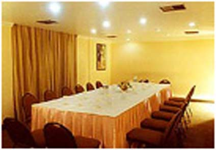Hotel Meridian Palace Kannur