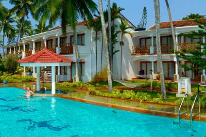 Hotel Samudra Kovalam