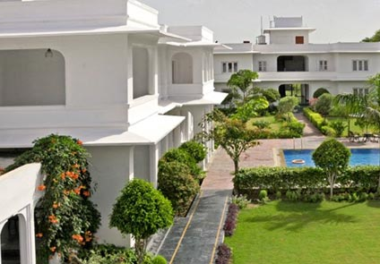 Udai Vilas Palace, Bharatpur