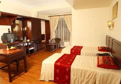 Hotel Yuvarani Residency Kochi