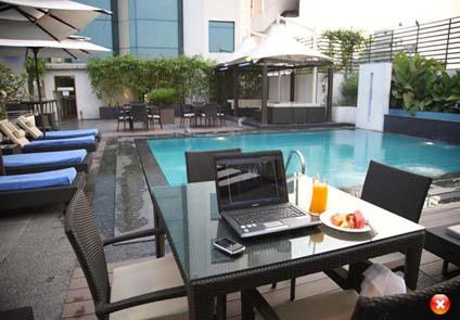 Hotel Golkonda in Hyderabad