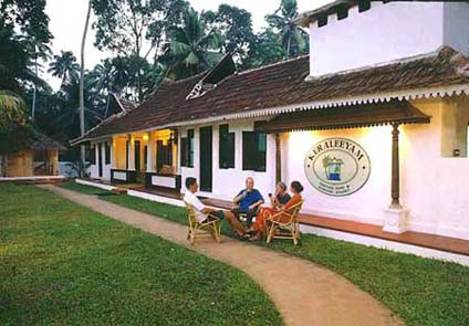 Keraleeyam Heritage Home & Ayurvedic Resort Alleppey