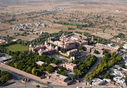 Khimsar Fort, Nagaur