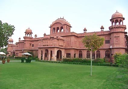Lallgarh Palace Hote, Bikaner
