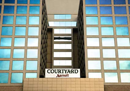 Marriott Courtyard Hotel