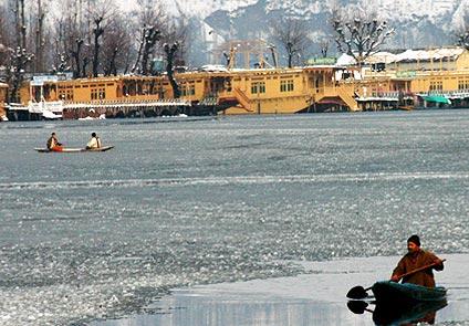 Meena Group of Houseboats Srinagar
