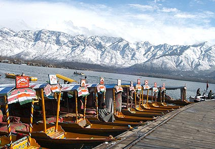 Meena Group of Houseboats Srinagar