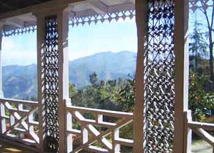 Chevron Mountain Villa Kausani