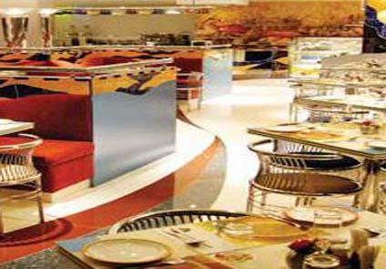 Ohri's Cuisine Court in Hyderabad
