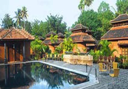 Pagoda Resorts Alleppey