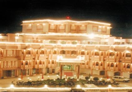 Raj Vilas Palace, Bikaner