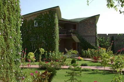 Ranthambore Forest Resort, India