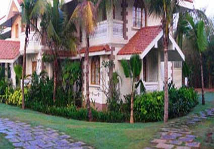 Club Mahindra Varca Beach Resort Goa