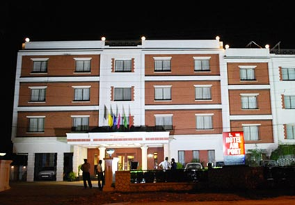 The Hotel Airport Vadodara