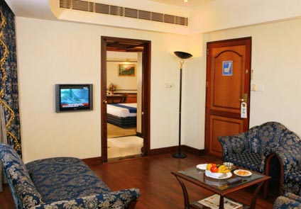 Hotel Residency Tower Trivandrum