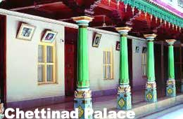 Chettinad Palace Tour