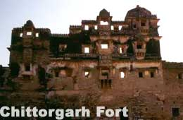 Tour to Chittorgarh Fort