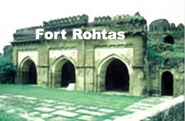 Fort of Rohtas