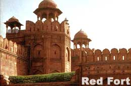 Tour to Red Fort