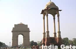 Tour to India Gate New Delhi