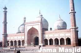 Jama Masjid, Delhi, Architectural Monuments of Delhi, Mughal ...